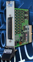 PXI Digital I/O Module features programmable threshold.