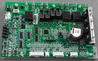 Motor Control targets 12 V powered equipment.