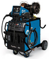 Pipe Welding System lets users change processes in seconds.