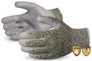 Cut-Resistant Gloves accommodate dexterous movement.