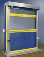 Door System features all-season design.