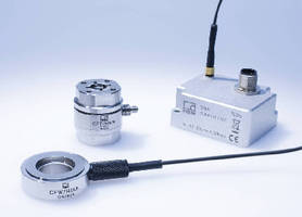 Piezoelectric Force Washers suit production monitoring.