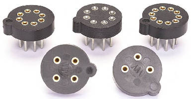 Transistor Sockets facilitate field insertion and removal.