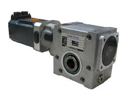 Servo Reducers offer torque capacity to 90 Nm.