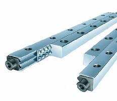 Miniature Linear Guides suit compact machine builds.