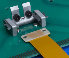 Interposer integrates PCBeam interconnect technology.