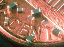 Ceramic Capacitors feature high self-resonant frequency.