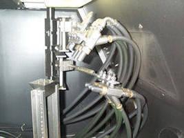 Automated Abrasive Blast Cabinet