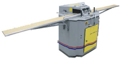 Double Miter Saw Suits Smalllarge Molding Applications