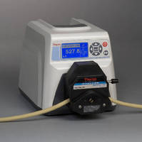 Digital Peristaltic Pumps suit industrial processes.