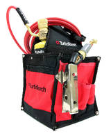 Portable Torch Kit holds welding equipment and tools.