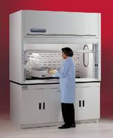 Laboratory Hoods minimize turbulence, optimize airflow.