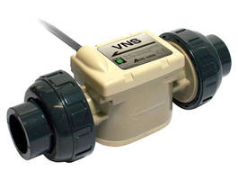 VICTREX PEEK Polymer Adopted by Aichi Tokei Denki for a Small Electromagnetic Flow-Sensor