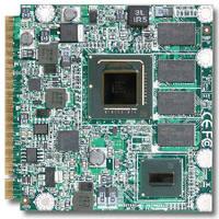 CPU Module, Carrier Board support Intel Atom processor.