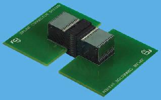 Press-Fit Connector System addresses coplanar applications.