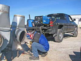 Welder Generator provides up to 6,500 W peak power.