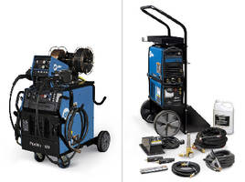 Miller to Introduce New Pipe Welding System, Improved TIG Welder and More at WESTEC 2009
