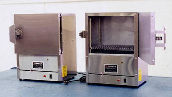 Electrically Heated Oven suits laboratory processes.