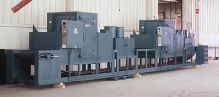 Belt Conveyor Oven features 2 work zones.