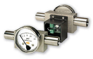 Loop-Powered Transmitters feature 2-wire output.