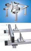 Cartesian Motion System features modular design.