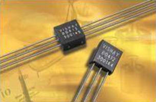 Voltage Divider Resistors offer TCR tracking to 0.1 ppm/°C.