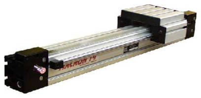 Linear Actuator is available with heavy-duty extrusion.