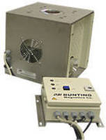Metal Separator rejects ferrous/nonferrous contaminants.