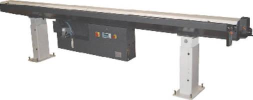 Barfeeds handle various sizes of round bar stock.