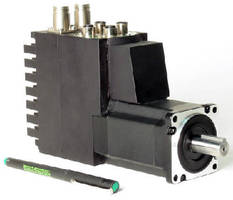 Integrated Brushless Servo Motor comes in 400 W version.