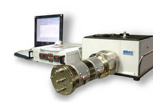 Spectrometers provide real-time industrial gas analysis.