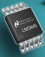 LED Driver delivers full-range, flicker-free dimming.