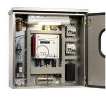 Hygrometer suits anti-icing systems of gas turbines.