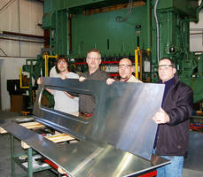 Component Engineers Inc. and New England Welding Collaborate on Project