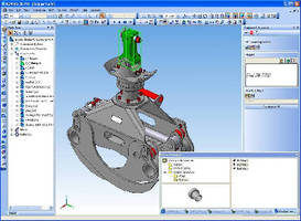Mechanical Cad Software Offers Diverse Functionality