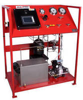 Pressure Cycle Test Skid