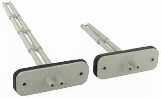 Averaging Flow Sensors have elongated, lightweight design.