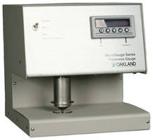 MX-1100 Microgauge Off-Line Thickness Gauge