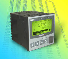 Temperature Controller offers simplified operation.