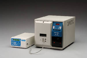 PDA Detector enables measurement of polymers and biopolymers.