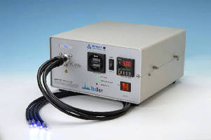 High-Intensity Spot Lamp suits bonding applications.