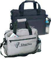 Portfolios and Duffle Bags feature zipper storage.