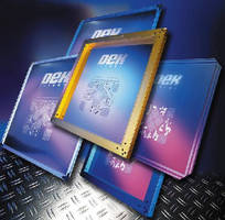 DEK to Showcase Product and Process Innovation at Southern Electronics 2009, Stand 147
