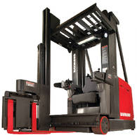 Lift Truck conserves energy to enable extended run times.