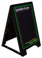 Sandwich Boards can adapt to diverse applications.