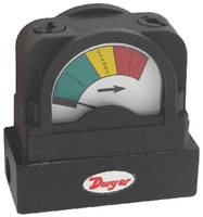 Process Filter Gage determines state of in-line filter.