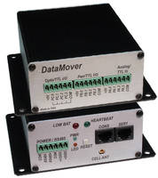 Low Power Computer Captures and Transmits Remote Data