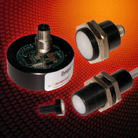 Shaftless Encoders feature true non-contact technology.