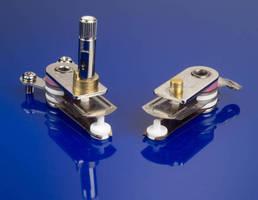 Bimetal Thermostats feature open frame design.