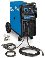 All-in-One MIG Welder facilitates set-up and use.